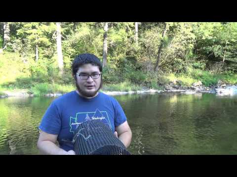 How to Build a Crayfish Trap for Under $5 - Part 5 - How to Use the Trap