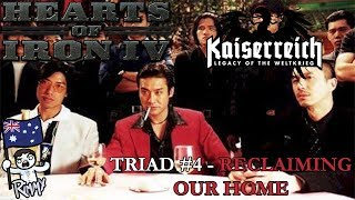 HOI4 Kaiserreich - Triad Syndicate #1 - Night of the