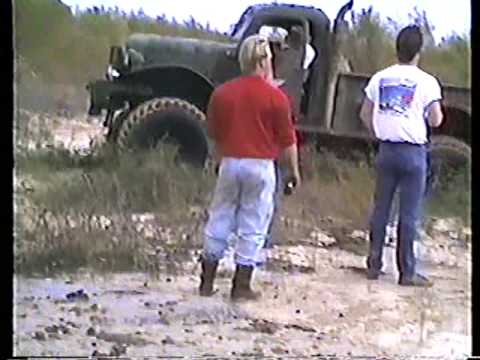 how to get un-stuck in the mud