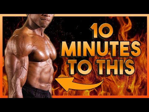 FAT LOSS EXPRESS!?? 10 MINUTE FULL BODY METABOLIC WORKOUT! - NO EXCUSES!