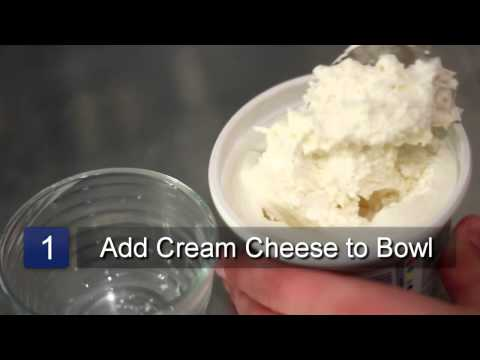 A Recipe for Strawberry Cream Cheese
