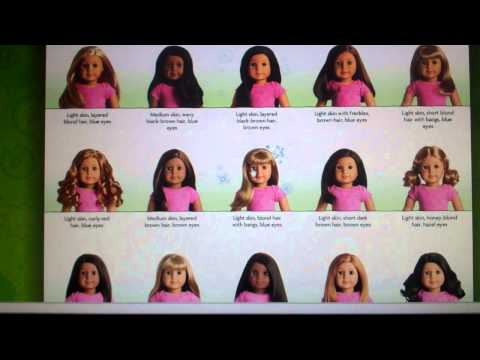 help me pick a doll