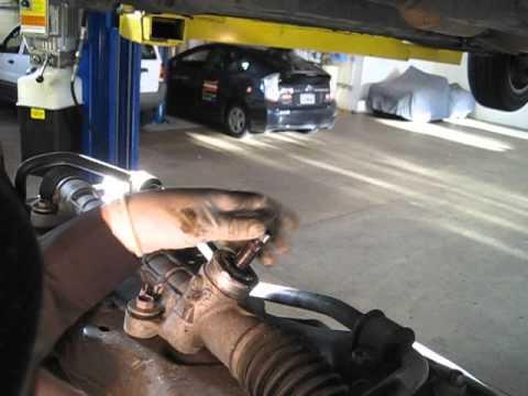 Prius Steering Intermediate Shaft Recall C0T Part II (inspection)