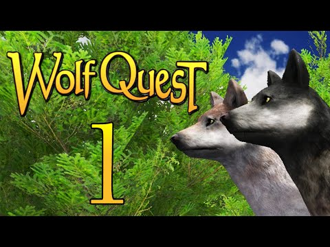 Wolf Quest [1] - RAISING OUR PUPS