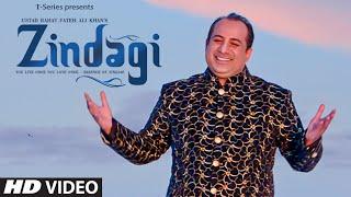 Zindagi Video Song | Rahat Fateh Ali Khan  | Hanine El Alam | Salman Ahmed | Josan Bros | T-Series