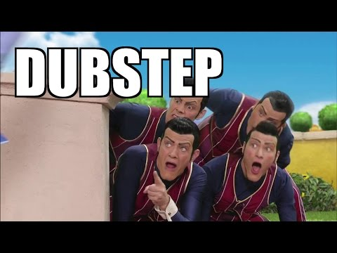 We Are Number One but this is a dubstep remix