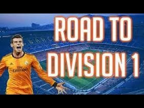 FIFA 15 UT- ROAD TO DIVISION 1 EPISODE #1(ANDROID)