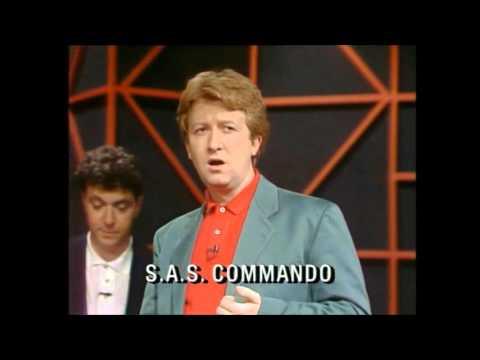 Party Quirks (nine-year-old genius, SAS commando, Australian soap opera actor) - Whose Line UK