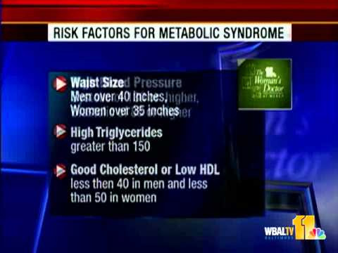 Tips To Watch For Metabolic Syndrome