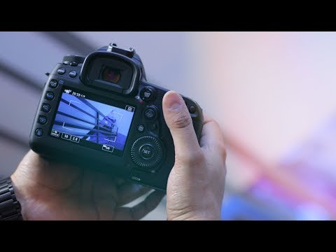 How to Increase Your DSLR Camera Battery Life!