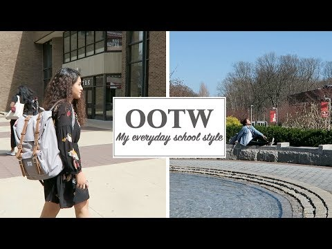 Outfits Of The Week: My Everyday School Style