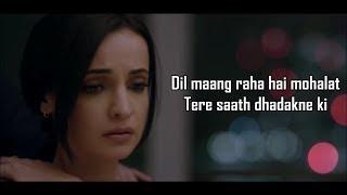 Dil Maang Raha Hai | Ghost | Yasser Desai | Sanaya Irani, Shivam B | Sanjeev-Darshan | Vikram B |