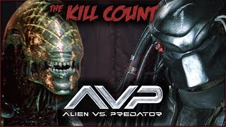 Alien vs. Predator (2004) KILL COUNT