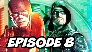 The Flash Season 4 Crossover Episode Explained
