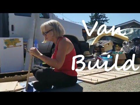 Van remodel, part 2 - Full time van life