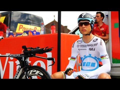 2012 Tour de France Stage 9 Time Trial