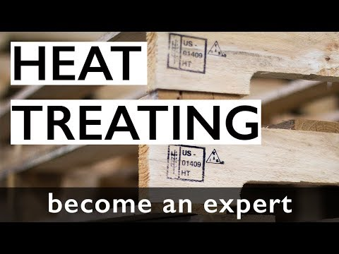 Become an Expert: Heat Treating for Export