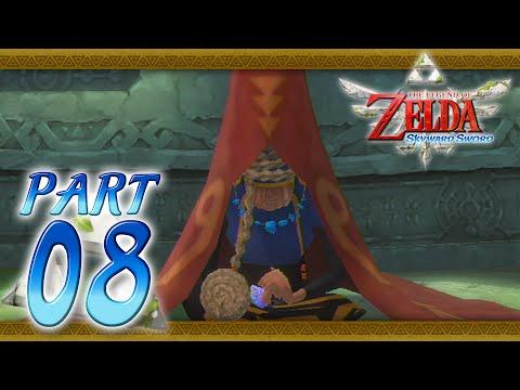 The Legend of Zelda: Skyward Sword - Part 8 - Faron Woods