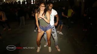Madrid timbera l bailando timba Cubana