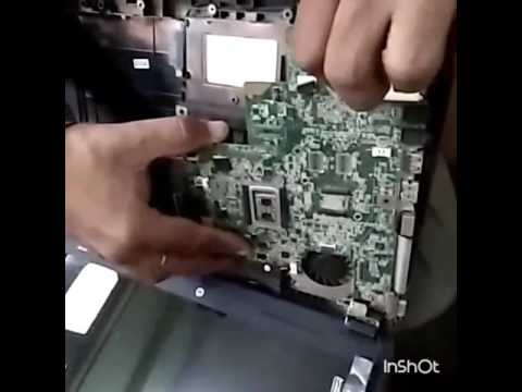 HP Core I3 I5 Laptop Notebook Repair Assembly Disassembly about CD drive ram HHD motherboard