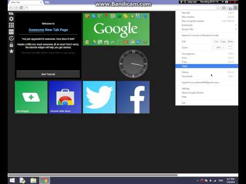 how to get rid of annoying chrome extensions