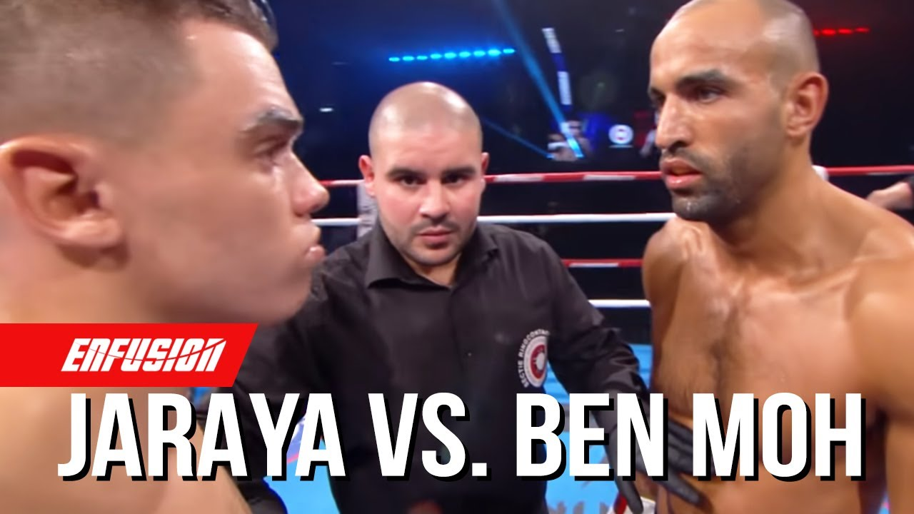 You've NEVER Seen a Fight Like This! Mohammed Jaraya vs. Nordin Ben Moh