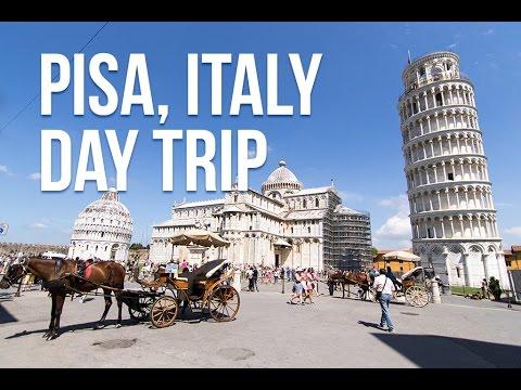 Pisa Day Trip | Italy Vlog 🇮🇹