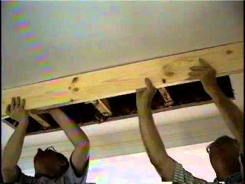 attic Stairs how video is incomplete Watch attic stair part one