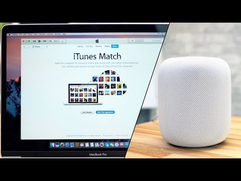 How to stream music to HomePod with iTunes Match