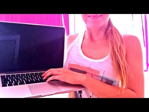 inTense Tingles Thursday: Typing on A Keyboard (Mac)