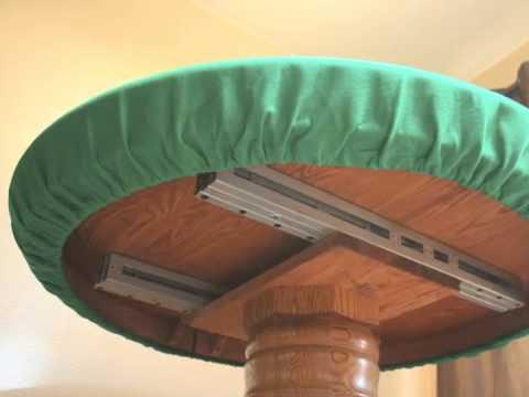 Round Felt Table Cover