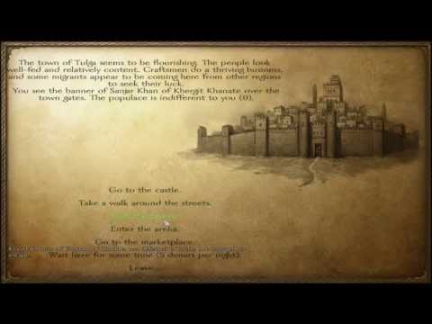 Beginners Guide To: Mount and Blade WarBand #1- Building An Army