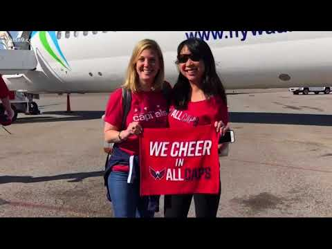 #OffScriptOn9: Caps owner flies out 200 employees to enjoy Game 2