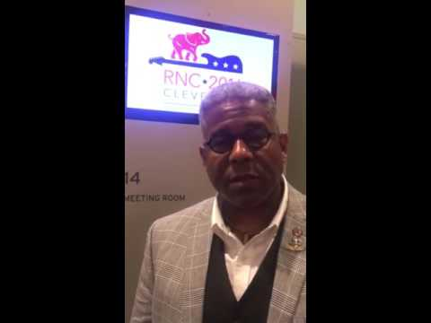 Colonel Allen West Addresses Intellectual Property and National Security at RNC
