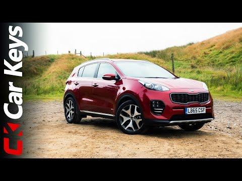 Kia Sportage 1.6 T-GDi 4K 2016 review – Car Keys