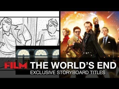 The World's End: Animated Storyboards