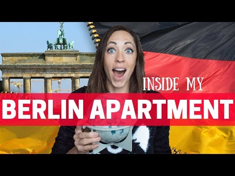 Inside My Berlin Apartment!