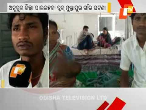Parents resort to iron branding to 3 month old baby in Odisha