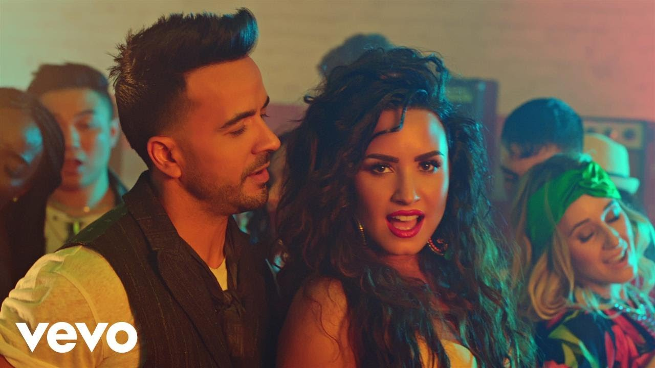 Luis Fonsi & Demi Lovato - Échame La Culpa