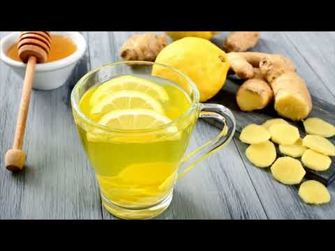 Use Salt Water And Ginger To Get Rid Of Phlegm Naturally - Home Remedies To Treat Phlegm