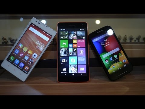 Top 5 Reasons to Buy Windows Phone over Entry Level Android Smartphones