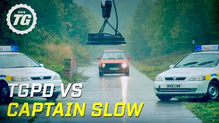 TGPD vs Captain Slow - Top Gear - Series 21 - BBC