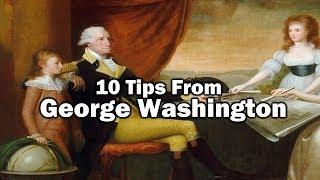 10 Tips From George Washington