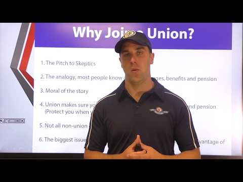 IBEW - Why Join a Union?
