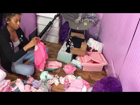 Cleaning The Reborn Baby Nursery