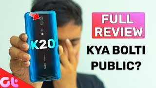 Redmi K20 Full Review with Pros and Cons | Watch This Before Buying | Guiding Tech