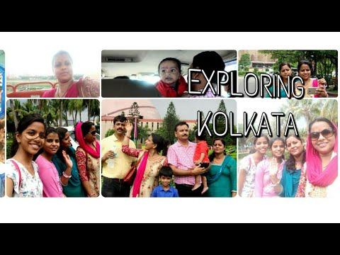 EXPLORING KOLKATA | My 1st vlog | Madhavivlogs