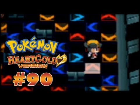 Pokémon HeartGold Walkthrough Part 90 - Viridian City Gym!