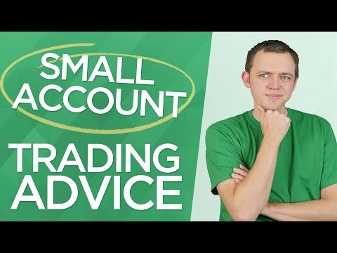 Stock Trading Advice for a Small Account (Common Problems)