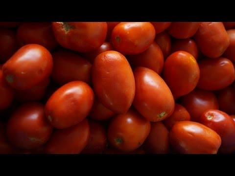 Easy Tomato Sauce in Jars - Home Canning method